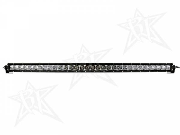 Rigid Industries - Rigid Industries 93031 SR-Series Single Row 10 Deg. Spot/20 Deg. Flood Combo LED Light