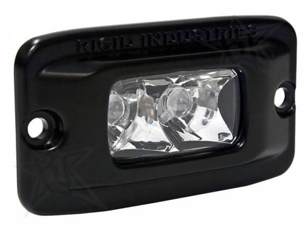 Rigid Industries - Rigid Industries 92222 SR-Series SR-MF Single Row Mini 10 Deg. Spot LED Light