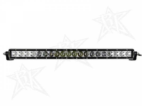 Rigid Industries - Rigid Industries 92032 SR-Series Single Row 10 Deg. Spot/20 Deg. Flood Combo LED Light