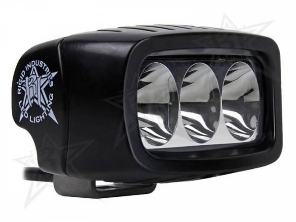Rigid Industries - Rigid Industries 91232 SR-Series SR-M2 Single Row Mini Driving LED Light