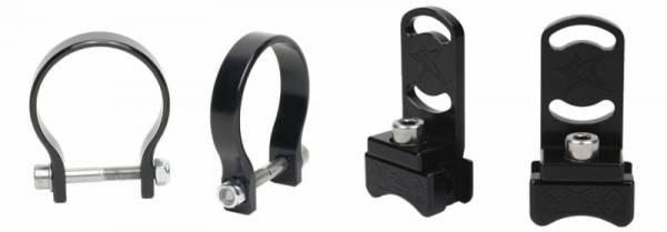 Rigid Industries - Rigid Industries 43021 RDS Series Radius Bar Clamp Kit