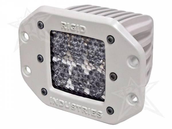 Rigid Industries - Rigid Industries 71251 M-Series Dually D2 60 Deg. Diffusion LED Light