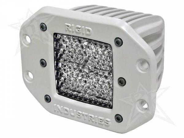 Rigid Industries - Rigid Industries 61251 M-Series Dually 60 Deg. Diffusion LED Light