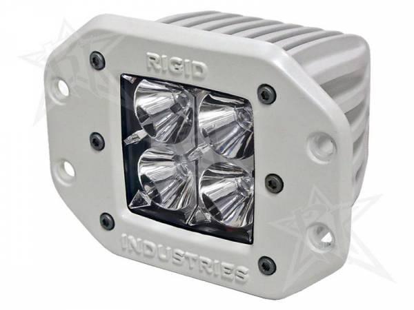 Rigid Industries - Rigid Industries 61211 M-Series Dually 20 Deg. Flood LED Light
