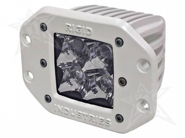 Rigid Industries - Rigid Industries 61121 M-Series Dually 10 Deg. Spot LED Light