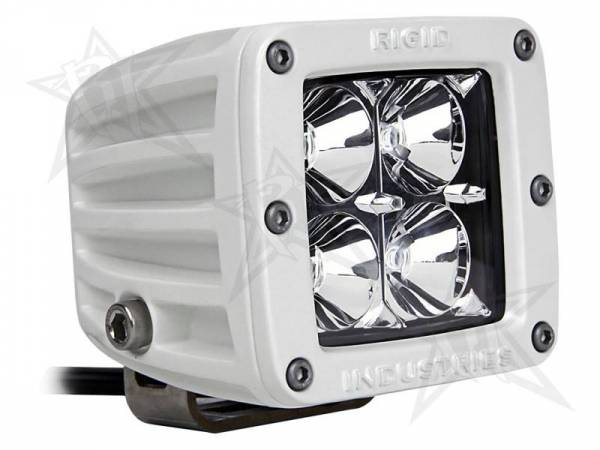 Rigid Industries - Rigid Industries 60111 M-Series Dually 20 Deg. Flood LED Light