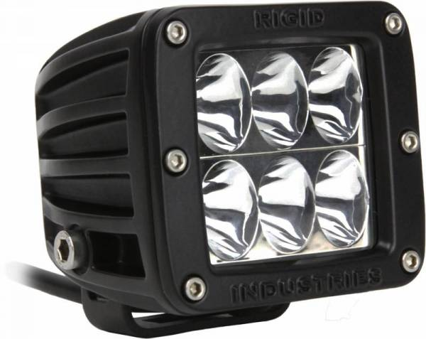 Rigid Industries - Rigid Industries 50133 D-Series Dually D2 Driving LED Light