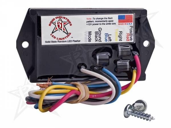 Rigid Industries - Rigid Industries 40612 LED Flasher