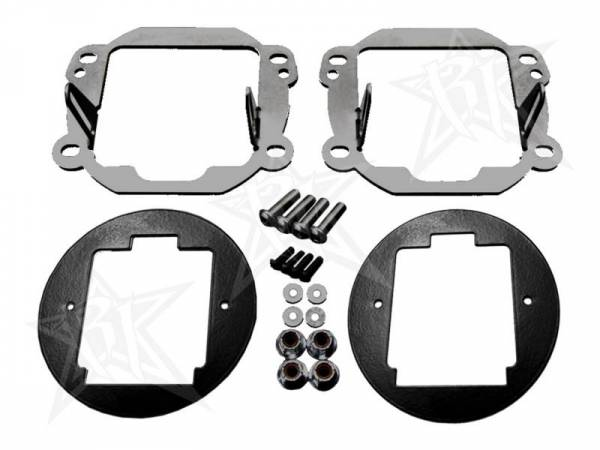 Rigid Industries - Rigid Industries 40138 Fog Light Replacement Kit