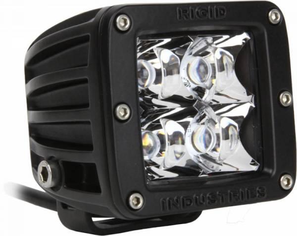 Rigid Industries - Rigid Industries 20123 D-Series Dually 10 Deg. Spot LED Light