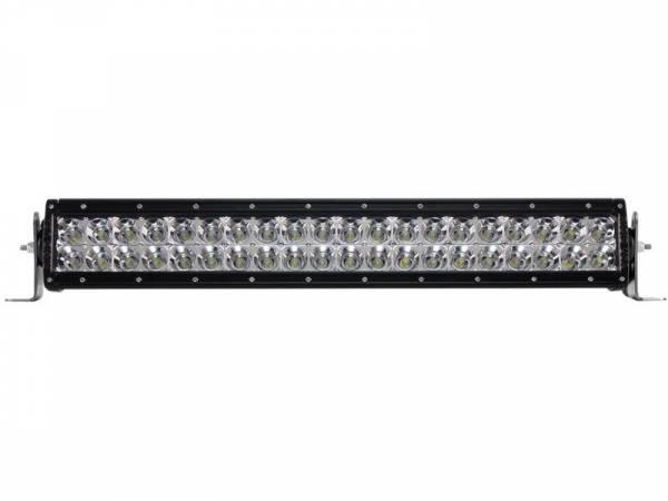 Rigid Industries - Rigid Industries 120112 E-Series 20 Deg. Flood LED Light