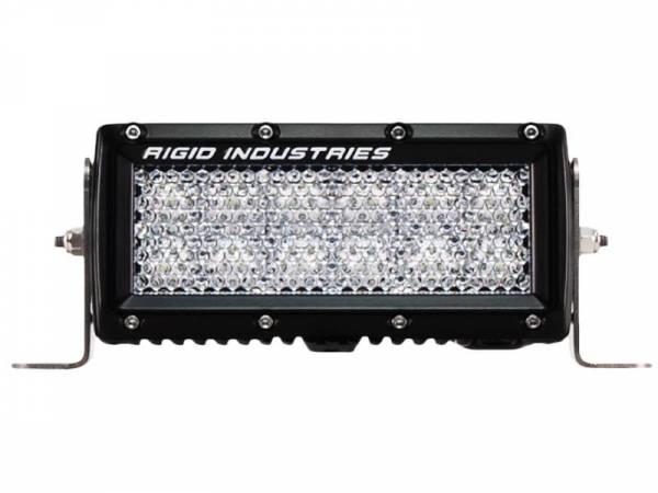 Rigid Industries - Rigid Industries 106512 E-Series 60 Deg. Diffusion LED Light