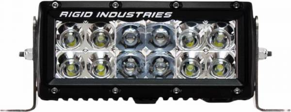 Rigid Industries - Rigid Industries 106322 E-Series 10 Deg. Spot/20 Deg. Flood Combo LED Light