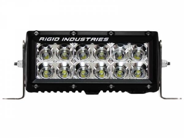 Rigid Industries - Rigid Industries 106112 E-Series 20 Deg. Flood LED Light