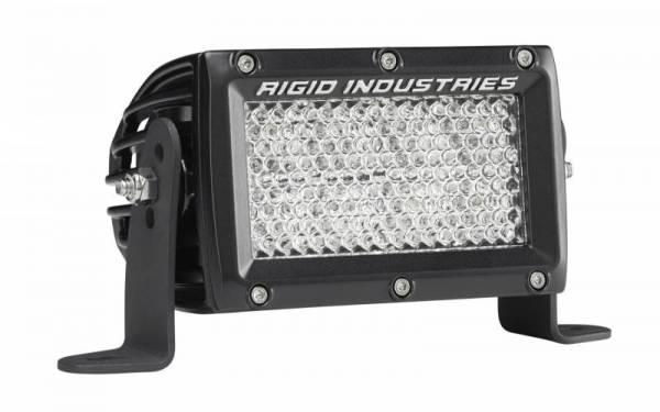 Rigid Industries - Rigid Industries 104512 E-Series 60 Deg. Diffusion LED Light