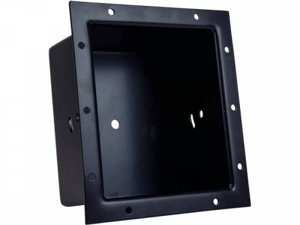 Rigid Industries - Rigid Industries 40015B Q-Series Flush Mount Bucket