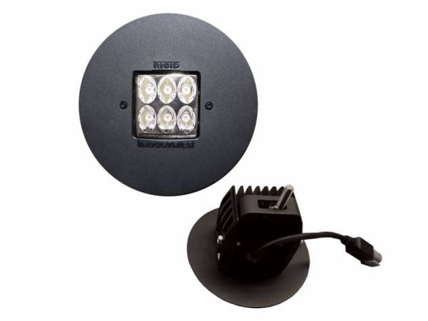Rigid Industries - Rigid Industries 46507 Fog Light Mount Kit