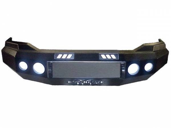 Boondock - Boondock 140-85-RP1 85 Series Non Winch Front Bumper Ford Raptor 2010-2014