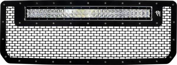 Rigid Industries - Rigid Industries 41584 LED Grille