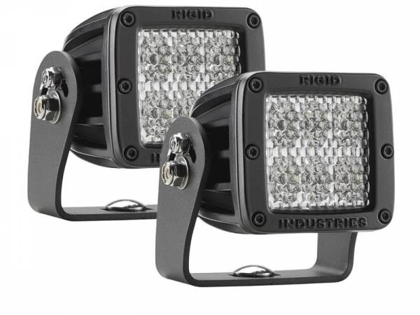 Rigid Industries - Rigid Industries 52251MIL D2-Series LED Light