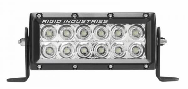 Rigid Industries - Rigid Industries 106112MIL E-Series LED Light Bar