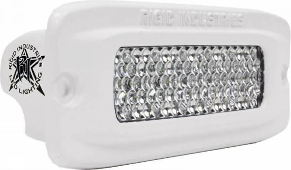 Rigid Industries - Rigid Industries 97451H SR-Q2 Series Marine LED Light