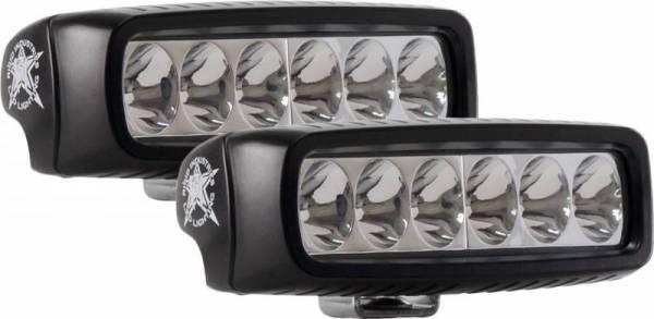 Rigid Industries - Rigid Industries 91531H SR-Q2 Series High/Low Driving LED Light