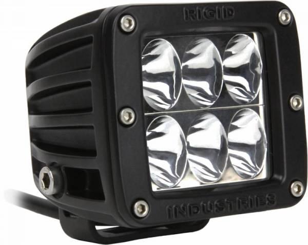 Rigid Industries - Rigid Industries 50131H D-Series Dually D2 Driving LED Light