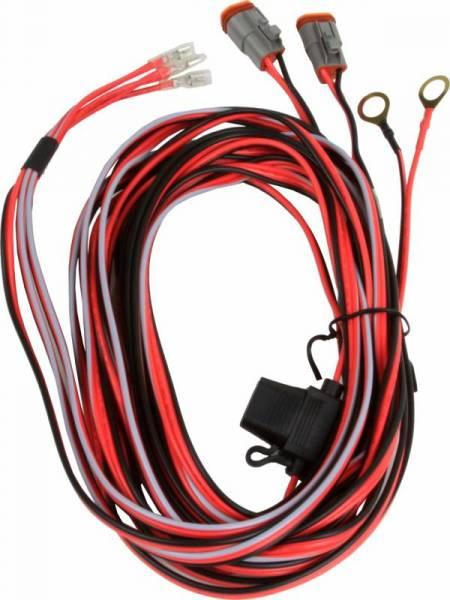 Rigid Industries - Rigid Industries 40189 3-Wire Light Wire Harness