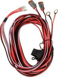 Rigid Industries - Rigid Industries 40187 3-Wire Light Wire Harness
