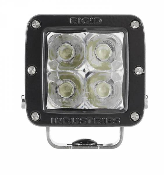 Rigid Industries - Rigid Industries 20121EM E-Series E-Mark Certified Spot Light
