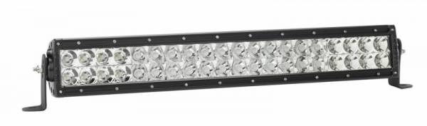 Rigid Industries - Rigid Industries 128312AW E-Series 10 Deg. Spot/20 Deg. Flood Combo LED Light
