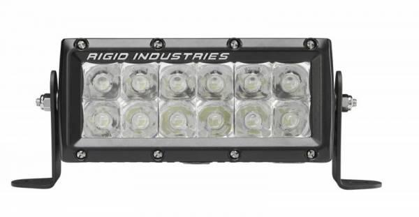 Rigid Industries - Rigid Industries 106212EM E-Series E-Mark Certified Spot Light