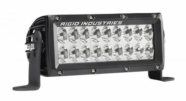 Rigid Industries - Rigid Industries 17561EM E2 Series E-Mark Certified H/L Driving Light