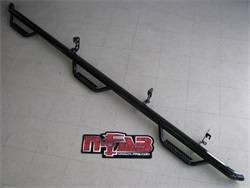 N-Fab - N-Fab C15105CC-6 Nerf Step Bar Wheel To Wheel