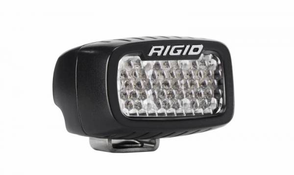 Rigid Industries - Rigid Industries 912513 SR-M Series Pro Diffused Driving Light