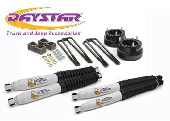 "Daystar - Daystar KC09129BK 2"" Lift with Shocks Dodge RAM 2500/3500 1994-2010"