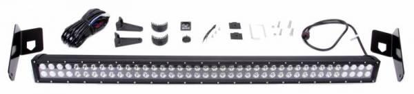 Daystar - Daystar KJ81000BK Roof Mount LED Light Bar System Jeep Renegade 2015-2017