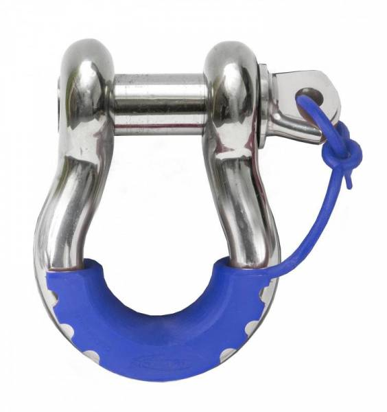 Daystar - Daystar KU70058RB Locking D-Ring Isolators Blue Pair