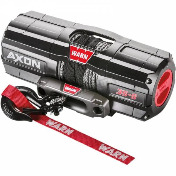 Warn - Warn 101130 AXON Powersport Winch 35-S