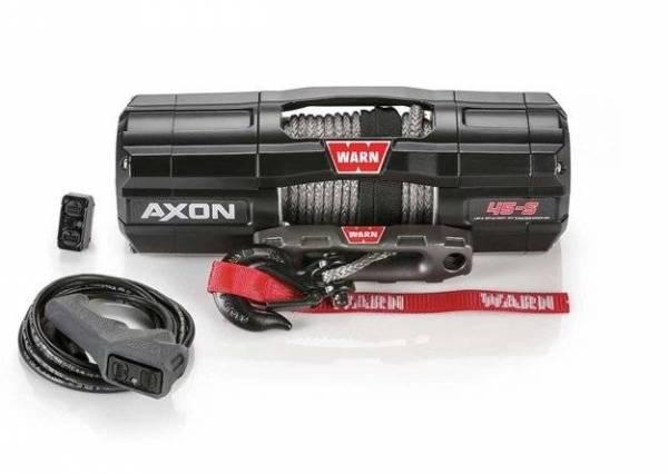Warn - Warn 101140 AXON Powersport Winch 45-S