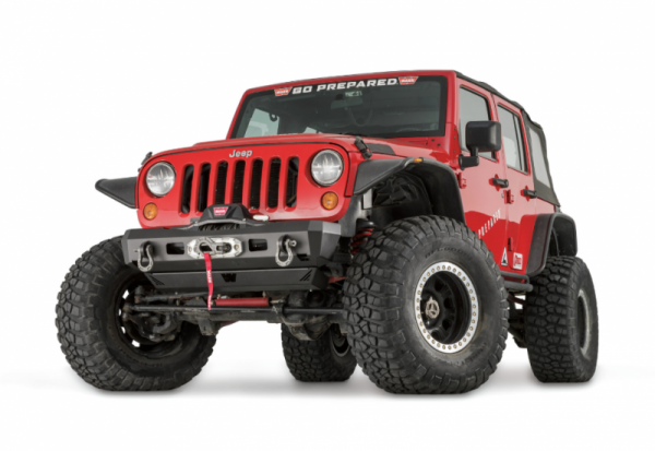 Warn - Warn 101410 Elite Series Front Bumper