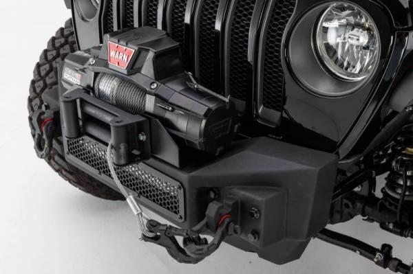 Go Rhino - Go Rhino 331100T Rockline Front Bumper Jeep Wrangler JL 2018-2019