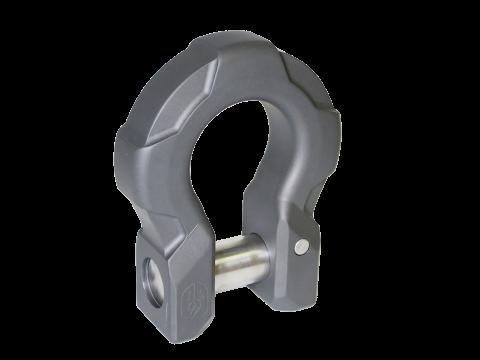 Road Armor - Road Armor RG-SH087CG Shackle Identity Aluminum Shackles Gunmetal - Each