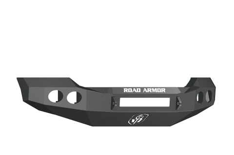 Road Armor - Road Armor 611400B-NW Stealth Front Non-Winch Bumper Ford F250/F350 2011-2016