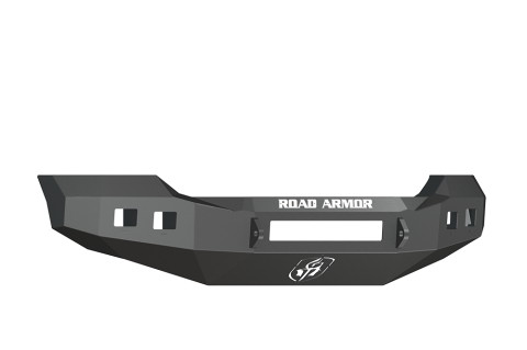 Road Armor - Road Armor 6114R0B-NW Stealth Front Non-Winch Bumper Ford F250/F350 2011-2016