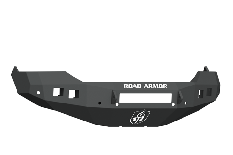 Road Armor - Road Armor 413F0B-NW Stealth Front Non-Winch Bumper Dodge RAM 1500 2013-2018