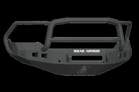 Road Armor - Road Armor 413F5B-NW Stealth Front Non-Winch Bumper Lonestar Guard Dodge RAM 1500 2013-2018