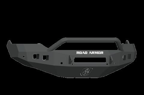 Road Armor - Road Armor 413F4B-NW Stealth Front Non-Winch Bumper Pre-Runner Guard Dodge RAM 1500 2013-2018
