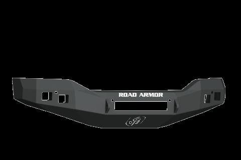 Road Armor - Road Armor 2161F0B-NW Front Non-Winch Bumper GMC Sierra 1500 2016-2017